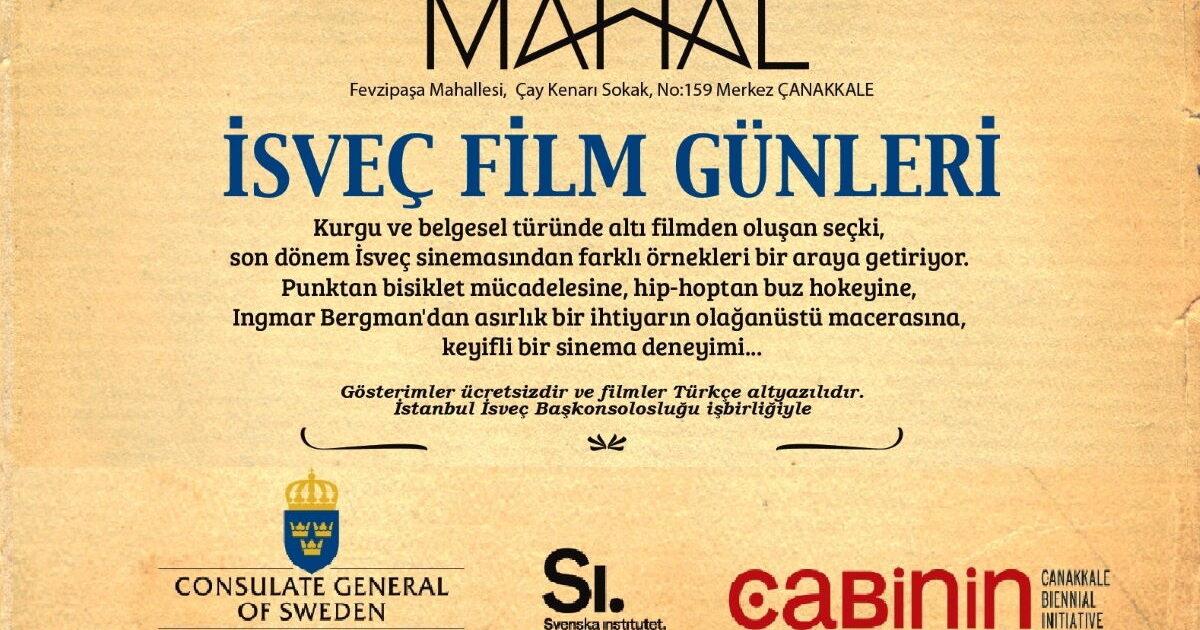 İsveç Film Günleri