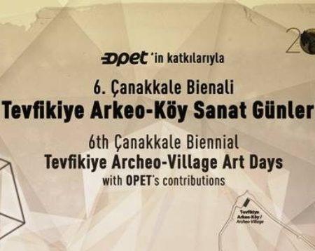 Tevfikiye OPET Arkeo-Köy Sanat Günleri 1