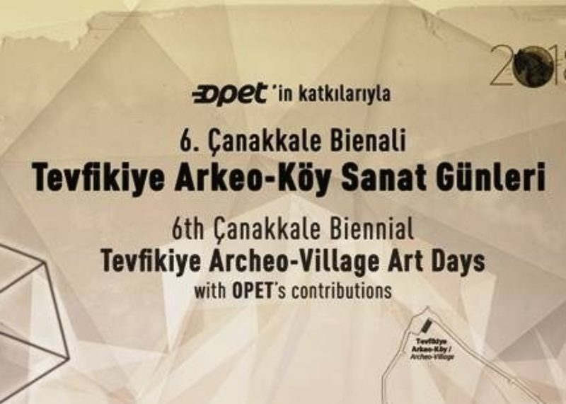 Tevfikiye OPET Arkeo-Village Art Days 1