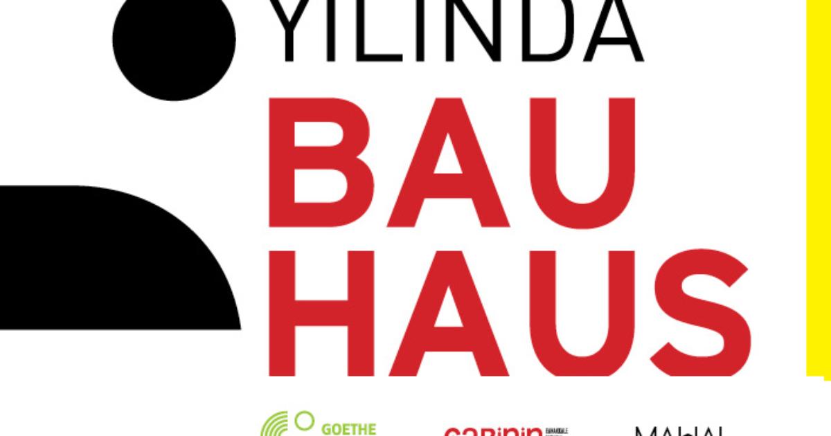 Bauhaus Etkinlikleri 1: Paneller