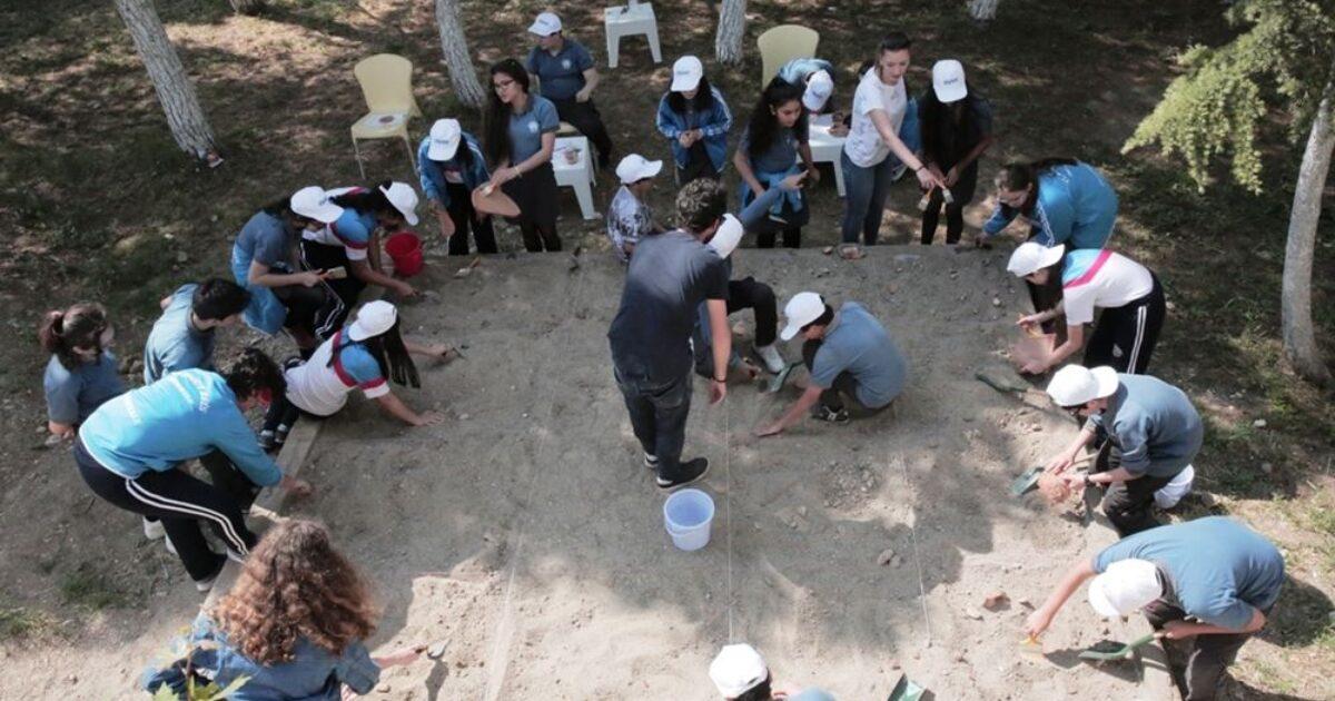 Arkeolojik Kazı Atölyesi