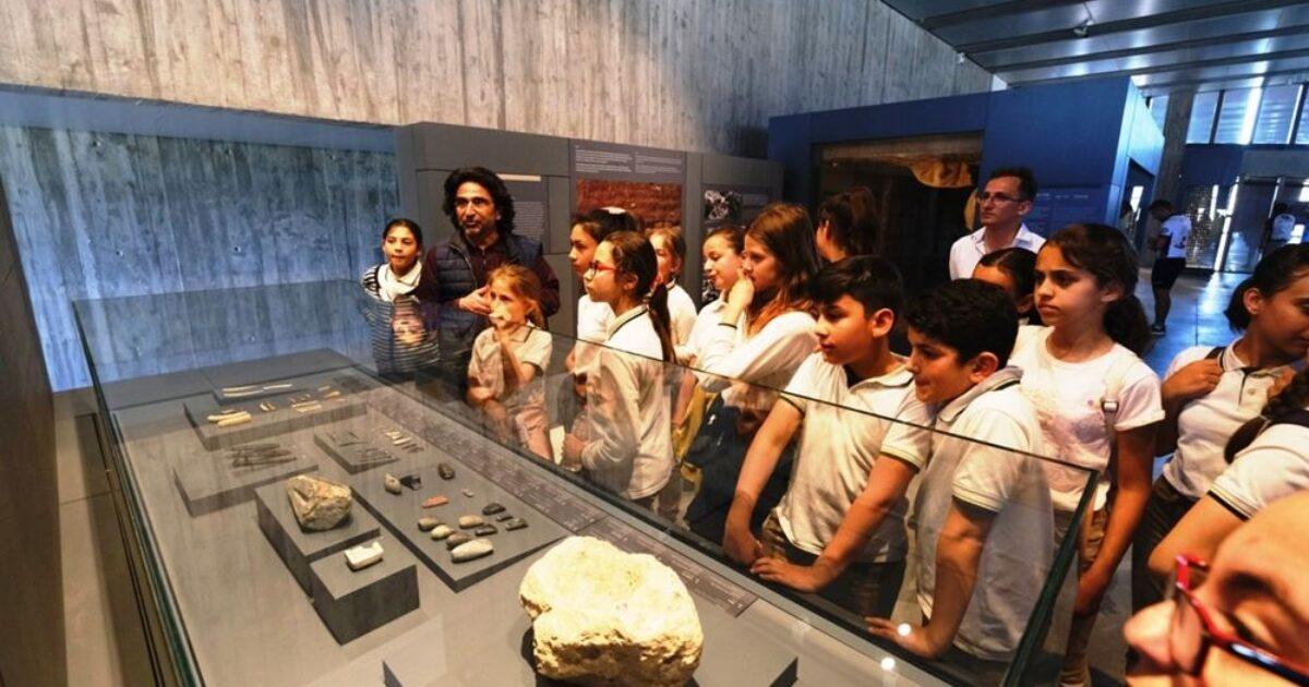 Troya Müzesi Gezisi