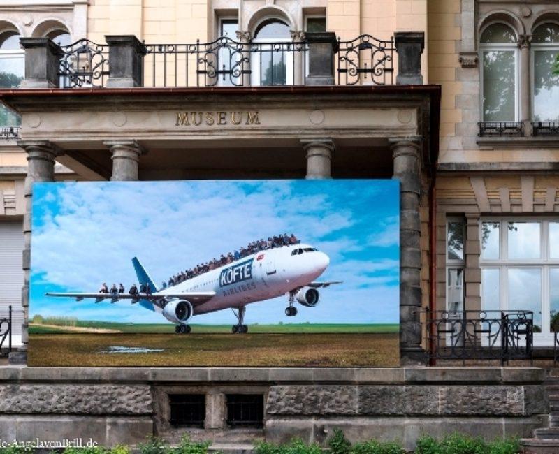 Halil Altındere / Köfte Airlines