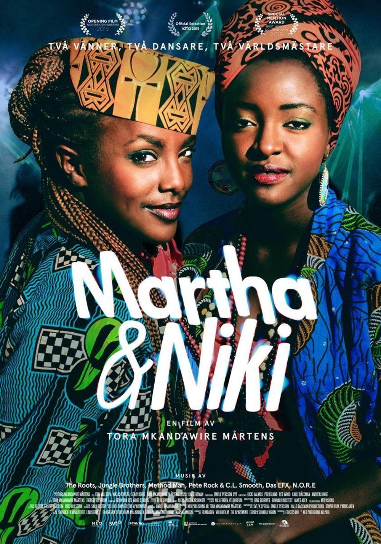 martha and niki