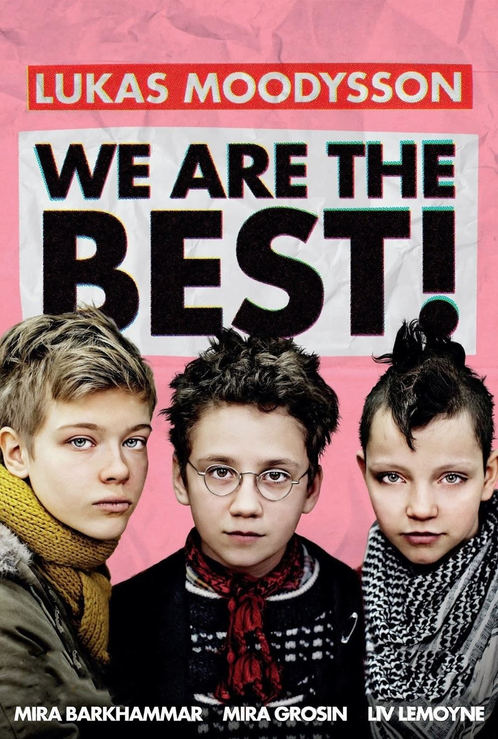 we are the best 1