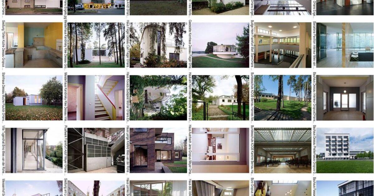Bauhaus Mimarisi / Hans Engels Fotoğraf Sergisi