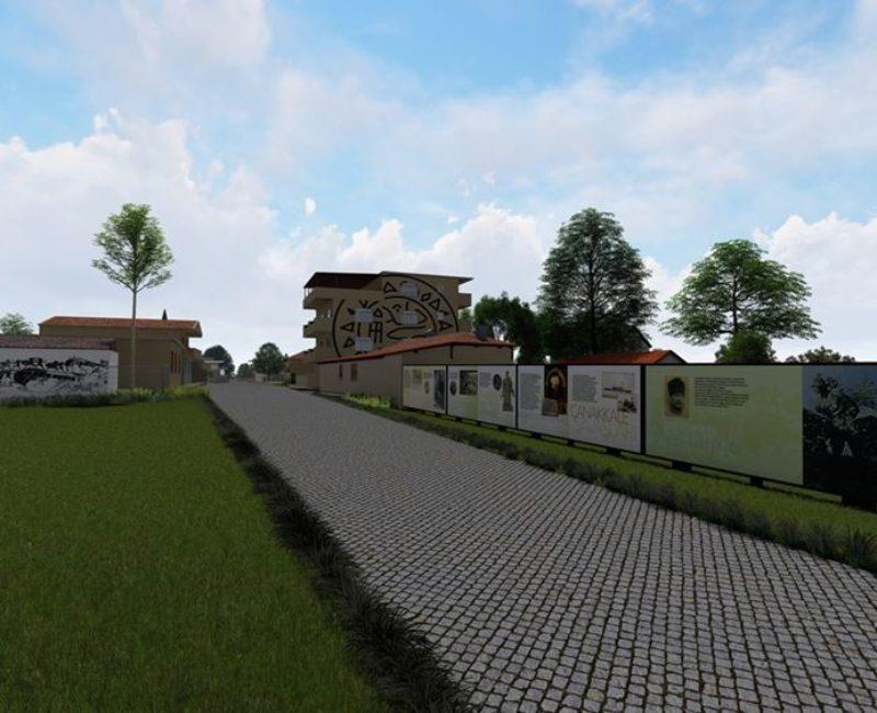 Tevfikiye OPET Arkeo-Köy