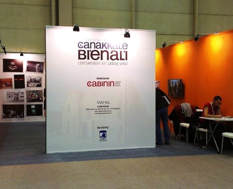 Çanakkale Biennial Exhibition at the Fair
