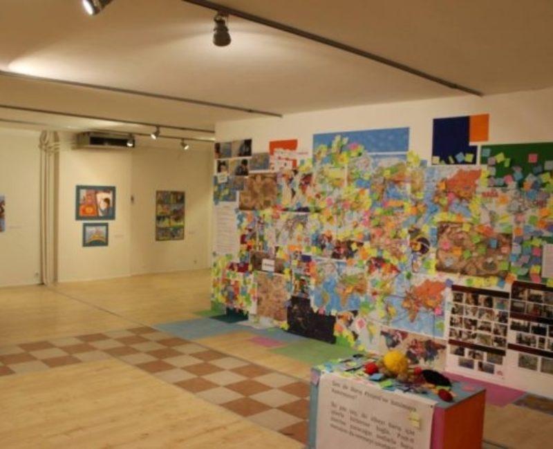2. Uluslararası Çanakkale Çocuk Bienali
