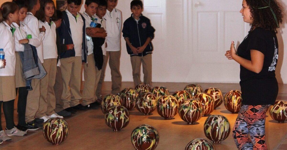 Children Tours of the 4th Çanakkale Biennial