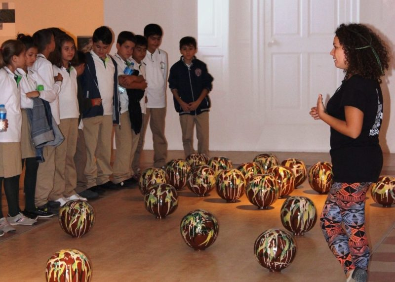 Children Tours of the 4th Çanakkale Biennial