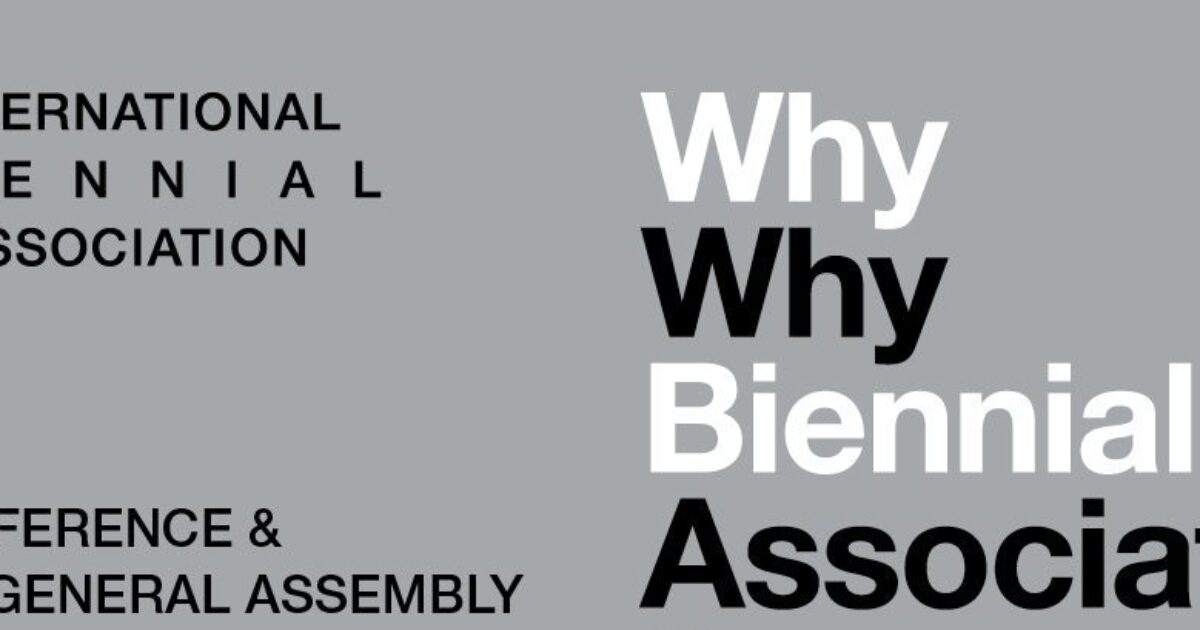Çanakkale Biennial at the 1st General Assembly of IBA