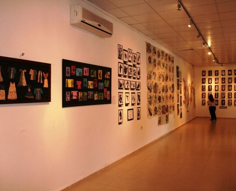 Biennial My Friend Exhibition