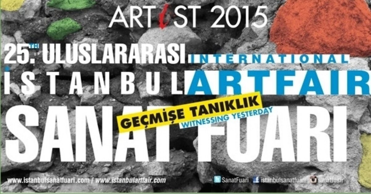 Honorary Award to CABININ from the 25th Tüyap Artist Art Fair