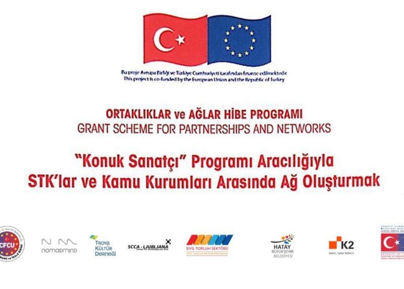 """""""daire"""" Projesi Basın Toplantısı İzmir'de Gerçekleştirildi"""
