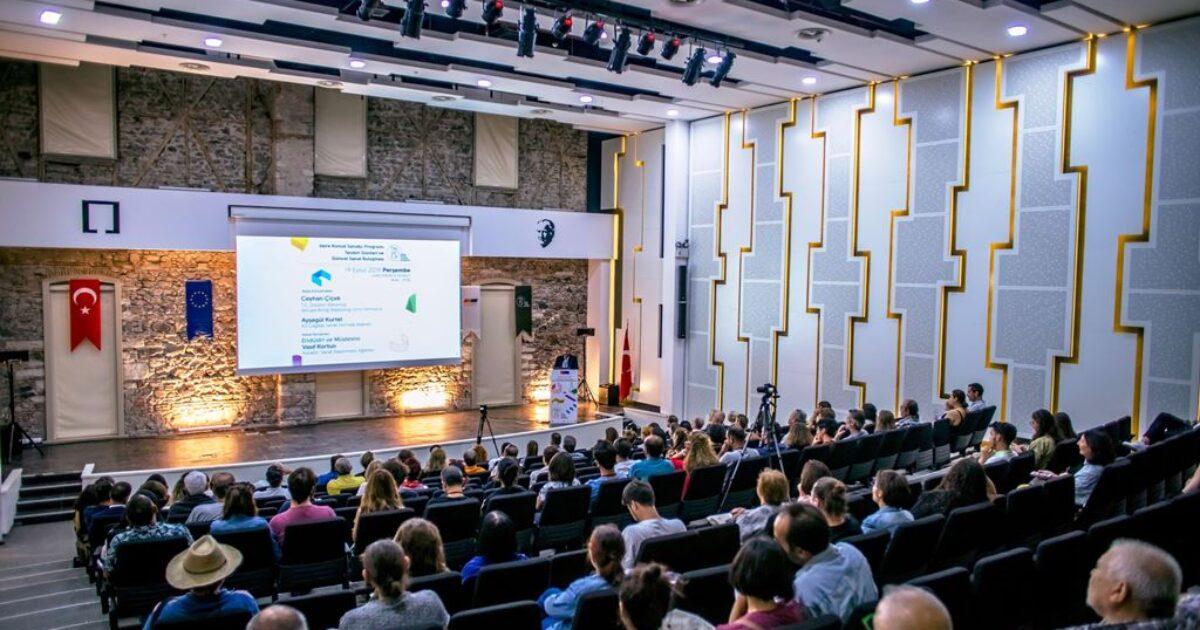 DAİRE Projesi 4 günlük yoğun bir programla İzmir'de Tanıtıldı