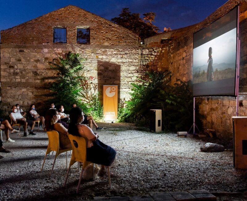 mahal open air film screenings