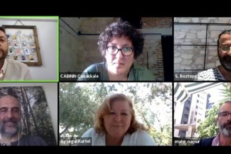 Çanakkale ve Sinop – Konuk Sanatçı Programları ve Bienaller