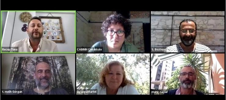 Çanakkale and Sinop – Artist-in-Residence Programs and Biennials