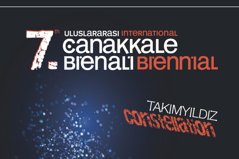 """""""Takımyıldız"""" başlıklı 7. Çanakkale Bienali 19 Eylül'den itibaren başlıyor"""