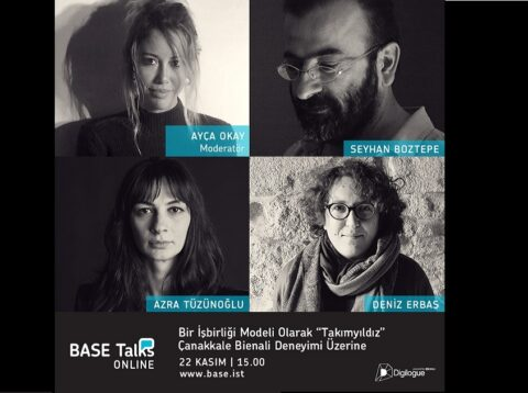 """Base Konuşmalar: 7. Çanakkale Bienali """"Takımyıldız"""" Üzerine"""