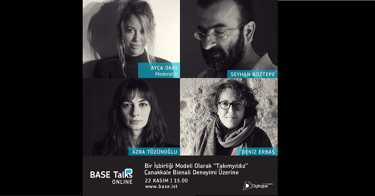 Base Talks: on 7th Çanakkale Biennial