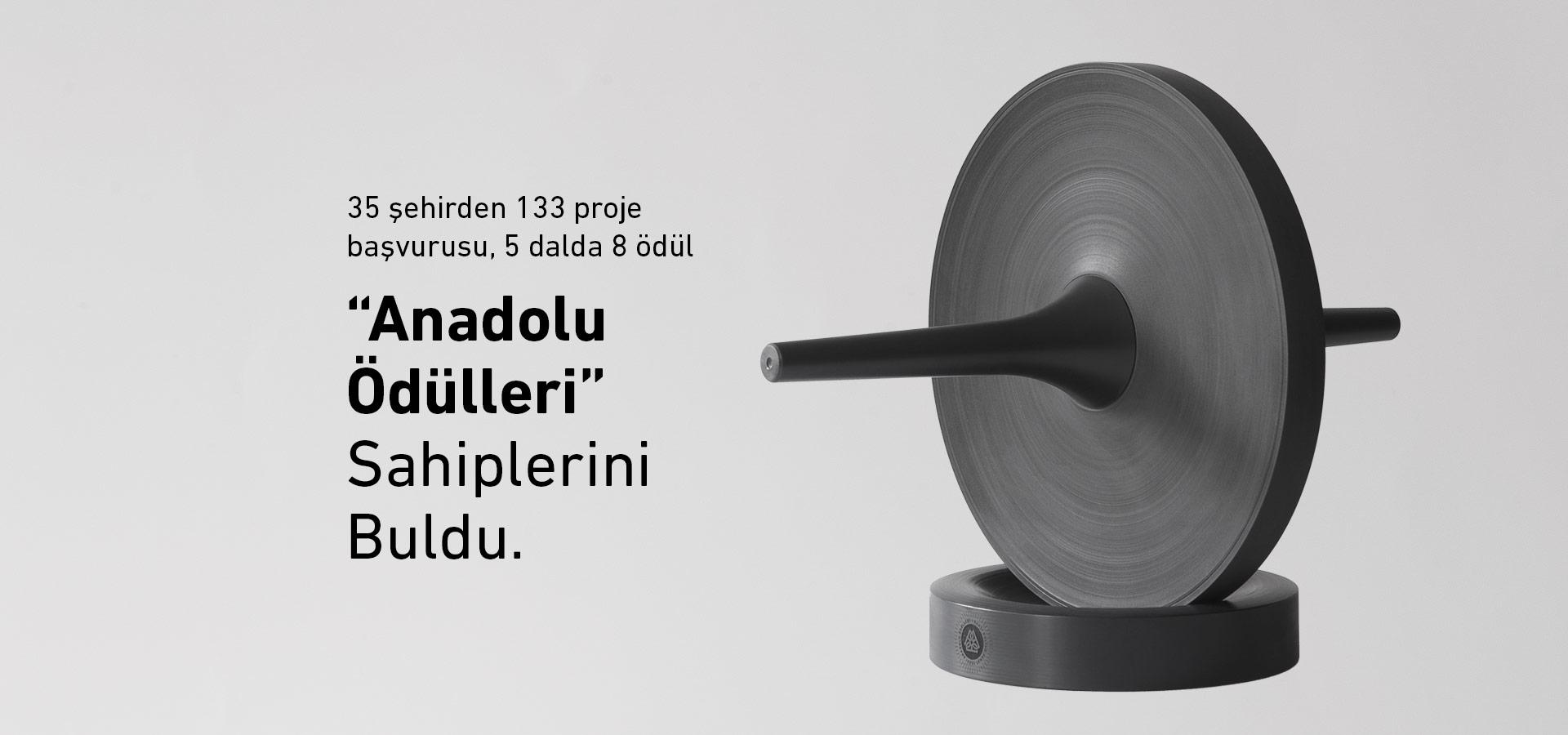 CABININ awarded by Baksı Culture and Arts Foudation
