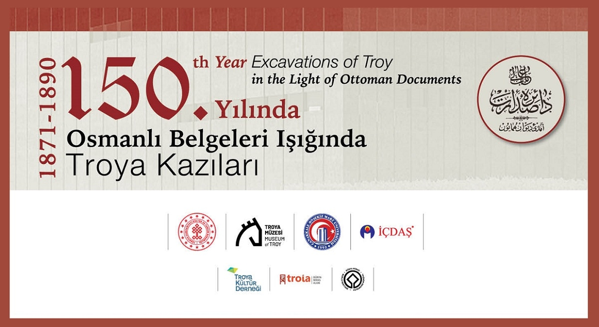 150th Year of the Excavations of Troy at the Museum of Troy